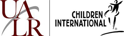 UALR_-_Childrens_International_Logo